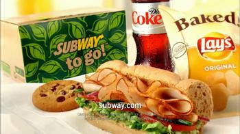Subway Catering TV Spot - Thumbnail 9