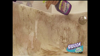 Kaboom Kaboom With Oxy Clean TV Spot, 'Tough Bathroom Stains' - Thumbnail 3