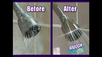 Kaboom Kaboom With Oxy Clean TV Spot, 'Tough Bathroom Stains' - Thumbnail 6