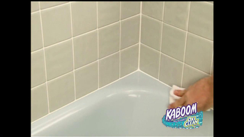 Kaboom Kaboom With Oxy Clean TV Spot, 'Tough Bathroom Stains' - Thumbnail 7