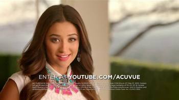 ACUVUE 1-Day Contest TV Spot, 'Big Break' Featuring Shay Mitchell - Thumbnail 5