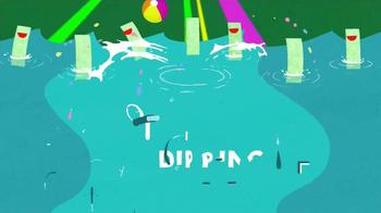 Trident Spearmint TV Spot, 'Skinny Dipping' - Thumbnail 8