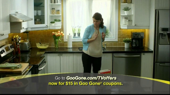Goo Gone TV Spot - Thumbnail 3