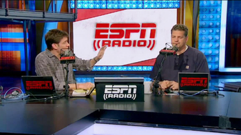 ESPN Radio TV Spot, 'Mashed Potatoes' - Thumbnail 9