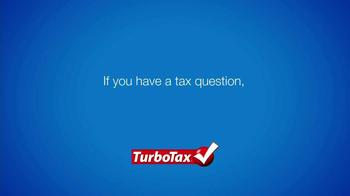 TurboTax TV Spot, 'Tax Expert' - Thumbnail 1