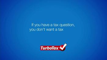 TurboTax TV Spot, 'Tax Expert' - Thumbnail 2