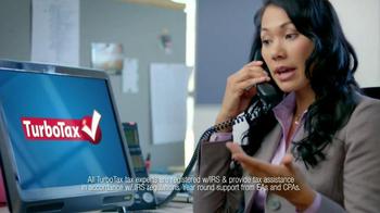 TurboTax TV Spot, 'Tax Expert' - Thumbnail 4