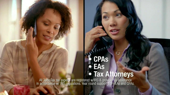 TurboTax TV Spot, 'Tax Expert' - 1108 commercial airings
