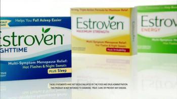 Estroven TV Spot, 'Cue Cards' - Thumbnail 6