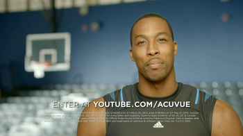 ACUVUE 1-Day Contest TV Spot, 'Big Break' Featuring Dwight Howard - Thumbnail 8