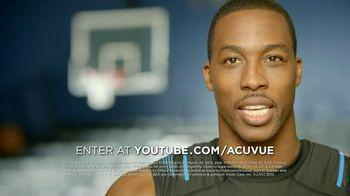 ACUVUE 1-Day Contest TV Spot, 'Big Break' Featuring Dwight Howard