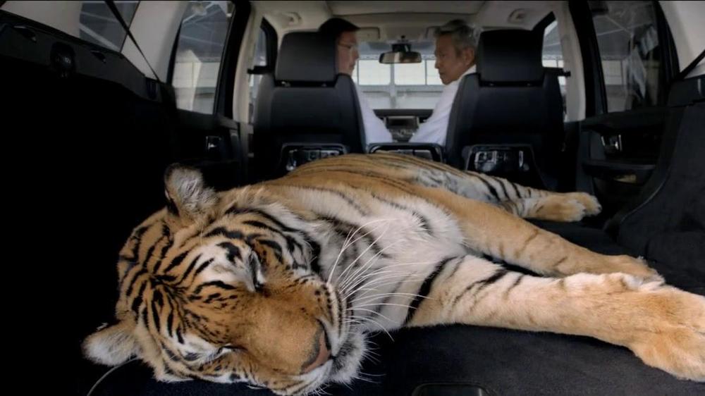 Bridgestone Dueler Tires TV Commercial, 'Sleeping Tiger'
