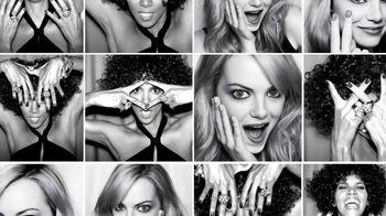 Revlon Nail Art TV Spot Ft Emma Stone, Hallie Berry, Olivia Wilde, Song CSS - 14 commercial airings