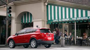 2013 Toyota RAV4 TV Spot, 'New Orleans' - Thumbnail 1