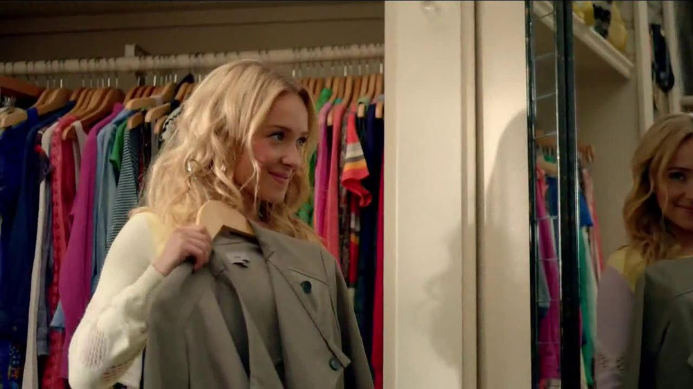Cotton TV Commercial, 'The Fabric of Hayden Panettiere's Life'
