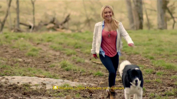 Cotton TV Spot, 'The Fabric of Hayden Panettiere's Life' - Thumbnail 6