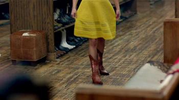 Cotton TV Spot, 'The Fabric of Hayden Panettiere's Life' - Thumbnail 8
