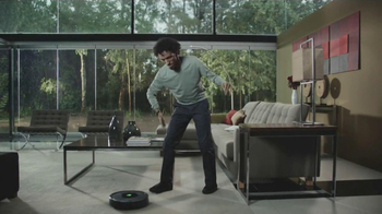 iRobot TV Spot, 'Living Room Break Dance'
