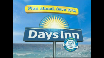 Days Inn TV Spot, 'Plan Ahead' - Thumbnail 10