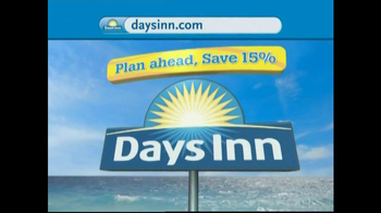 Days Inn TV Spot, 'Plan Ahead' - Thumbnail 2