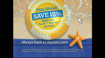 Days Inn TV Spot, 'Plan Ahead'
