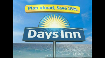 Days Inn TV Spot, 'Plan Ahead' - Thumbnail 9