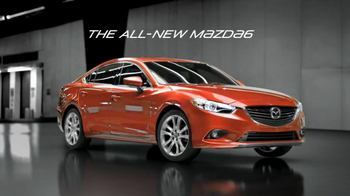 Mazda6 TV Spot, 'Star Trek: Into Darkness'