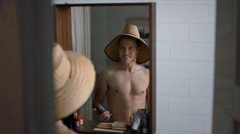 Philips Norelco TV Spot, 'Mirror Pep Talk'
