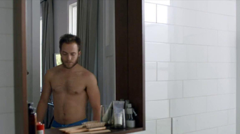 Philips Norelco TV Spot, 'Mirror Pep Talk' - Thumbnail 1