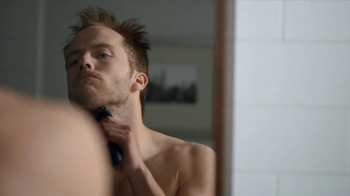 Philips Norelco TV Spot, 'Mirror Pep Talk' - Thumbnail 4