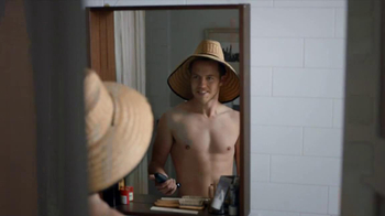 Philips Norelco TV Spot, 'Mirror Pep Talk'