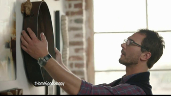 HomeGoods Industrial Mirror TV Spot, 'Wall' - 542 commercial airings