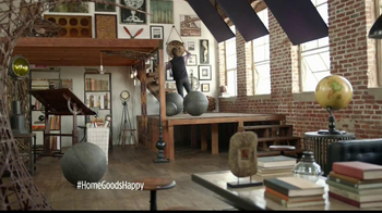 HomeGoods Industrial Mirror TV Spot, 'Wall' - Thumbnail 5