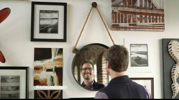 HomeGoods Industrial Mirror TV Spot, 'Wall' - Thumbnail 7
