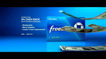 Chase Freedom TV Spot, 'We're Good' - Thumbnail 9