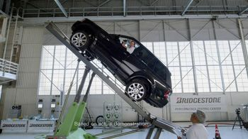 Bridgestone Dueler Tires TV Spot, 'Excellent Traction' - 382 commercial airings