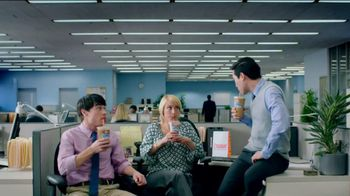 Dunkin' Donuts Iced Coffee Mint Chocolate Chip TV Spot, 'Ice Cream Time' - 646 commercial airings