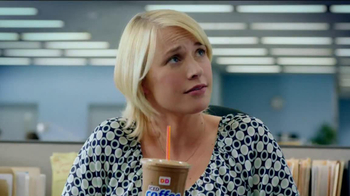 Dunkin' Donuts Iced Coffee Mint Chocolate Chip TV Spot, 'Ice Cream Time' - Thumbnail 4