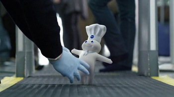 GEICO TV Spot, 'Happier Than the Pillsbury Doughboy' - 5856 commercial airings