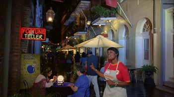 Popeyes Rip'n Chick'n TV Spot, 'Fortune Teller' - 1294 commercial airings
