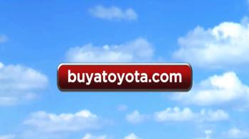 Toyota Buyatoyota.com TV Spot - Thumbnail 1