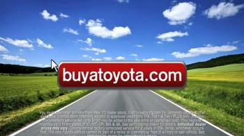 Toyota Buyatoyota.com TV Spot - Thumbnail 9