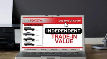 Toyota Buyatoyota.com TV Spot - Thumbnail 6