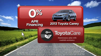 Toyota Buyatoyota.com TV Spot - Thumbnail 8