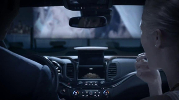 2014 Chevrolet Impala TV Spot, 'Drive-In Theater' Song by Frank Sinatra - Thumbnail 10