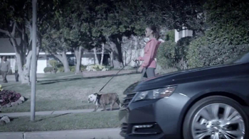 2014 Chevrolet Impala TV Spot, 'Drive-In Theater' Song by Frank Sinatra - Thumbnail 6