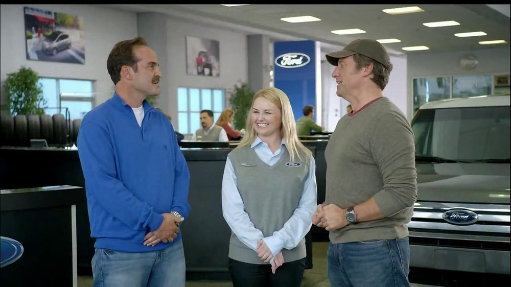 Ford Service TV Commercial, 'Confidence' Featuring Mike Rowe - iSpot.tv