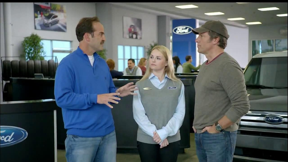 Ford Service Tv Commercial Confidence Featuring Mike