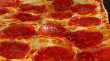 Little Caesars Deep, Deep Dish Pizza TV Spot, '2013' - Thumbnail 2
