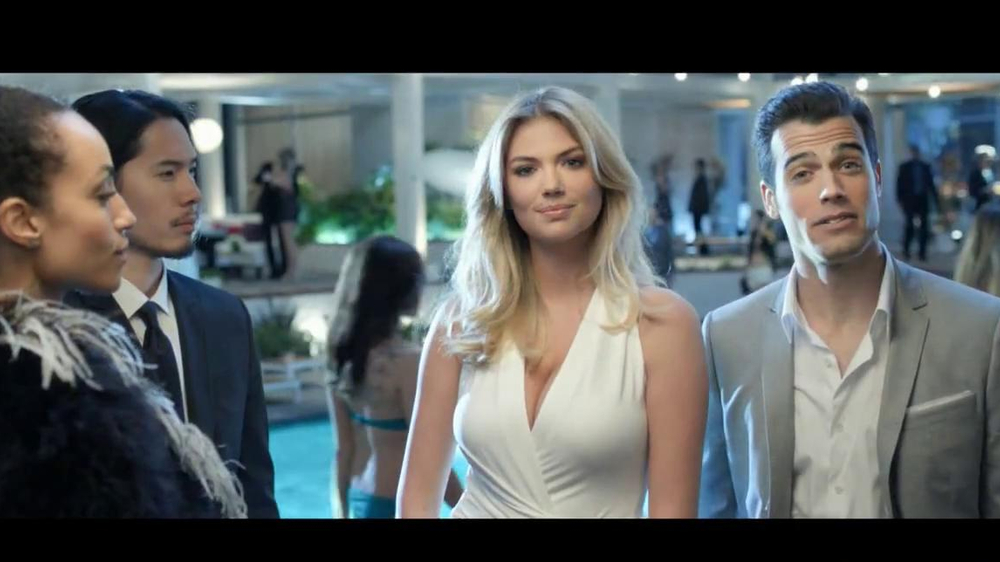 Gillette Fusion ProGlide Styler TV Commercial Featuring Kate Upton - Video
